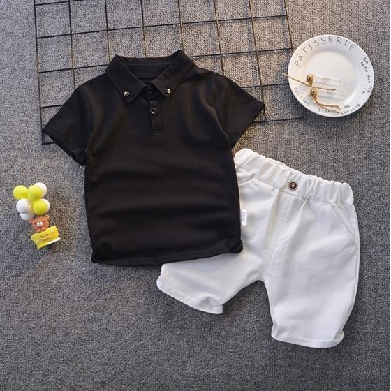Evan Summer Outfit